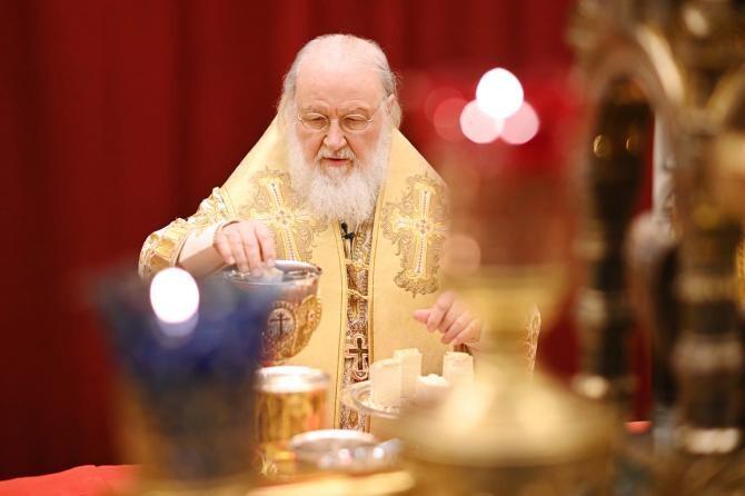Sursă foto: Facebook Патриарх Кирилл