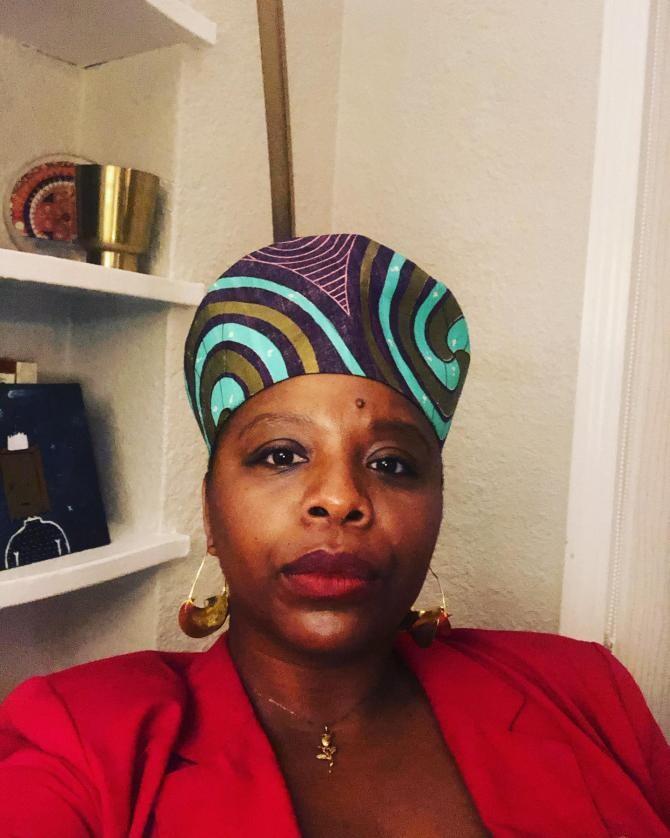 Lidera Black Lives Matter, Patrisse Cullors / Foto: Facebook