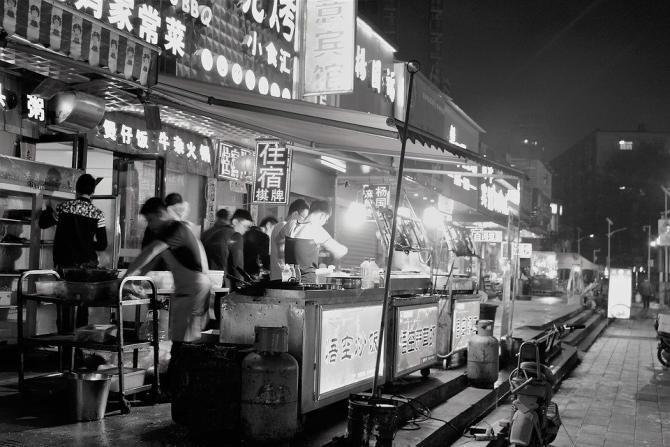 Pixabay / Piața Wuhan
