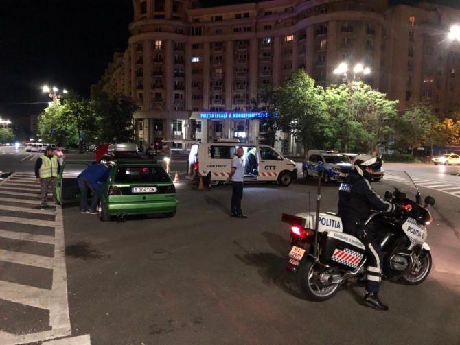 Sursa foto: Brigada de Poliție Rutieră a Capitalei