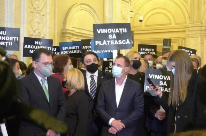 PSD solicită schimbarea radicală a strategiei de vaccinare anti-Covid-19: Guvernul Cîțu a ratat toate ţintele