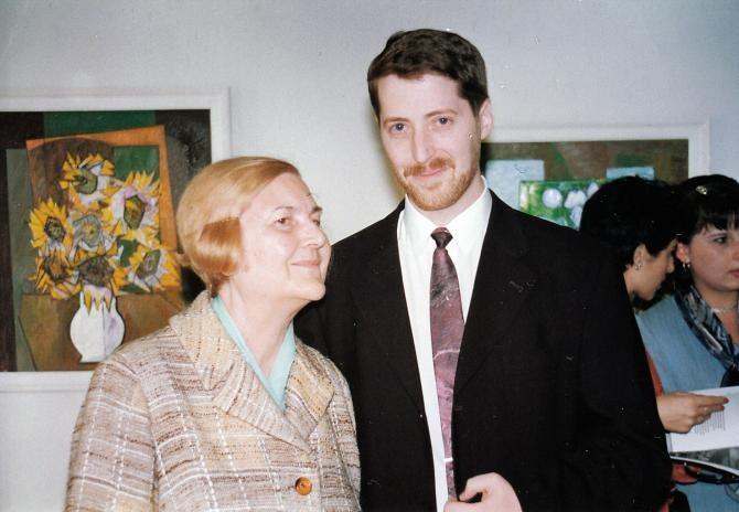 Ileana Vulpescu și Radu Herjeu