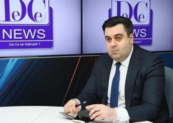 """Comisie parlamentară de anchetă a datelor pandemiei. Răzvan Cuc (PSD) acuză coaliția de guvernare de """"ascunderea adevărului""""   /  Foto: Crișan Andreescu"""