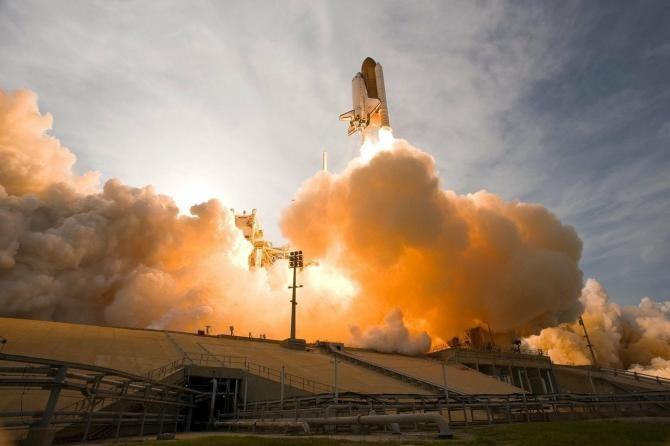 Resturi ale unei rachete chinezești vor cădea pe Pământ în zilele următoare  /  Foto cu caracter ilustrativ: Pixabay