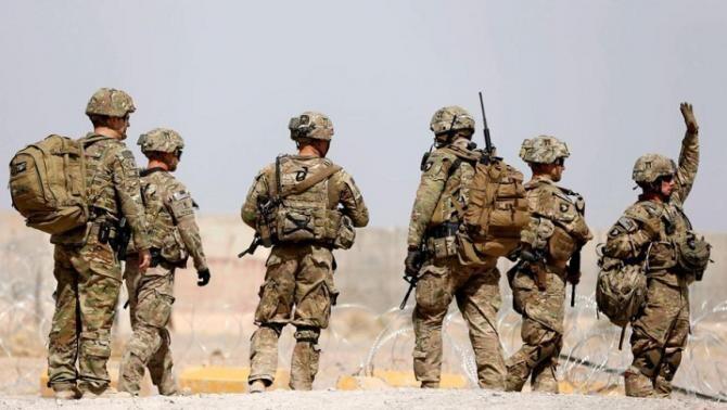 Retragerea armatei americane din Afganistan a ajuns la un procent între 6 și 12%