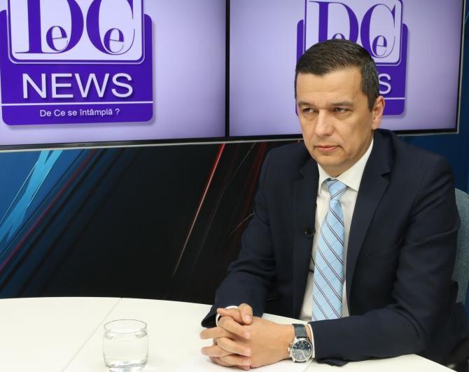 Sorin Grindeanu / Foto Crișan Andreescu