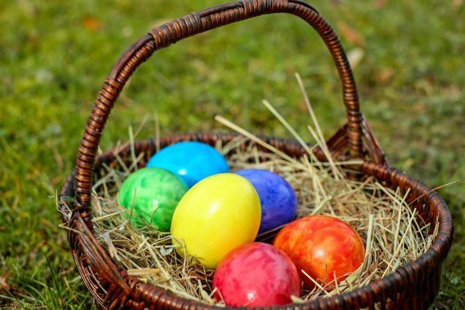 Tradiții din Maramureș. Cum trebuie ciocnite ouăle în prima zi de Paști  /  Foto cu caracter ilustrativ: Pixabay