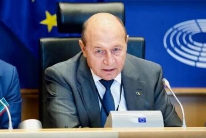 Facebook Traian Băsescu (Arhivă Foto)