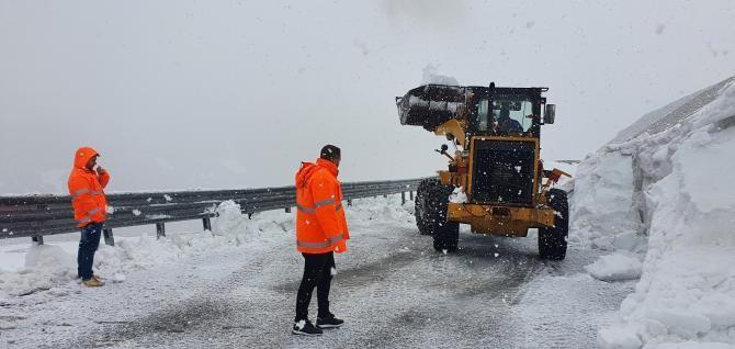 Ninge viscolit pe Transalpina / Foto: Facebook DRDP Craiova
