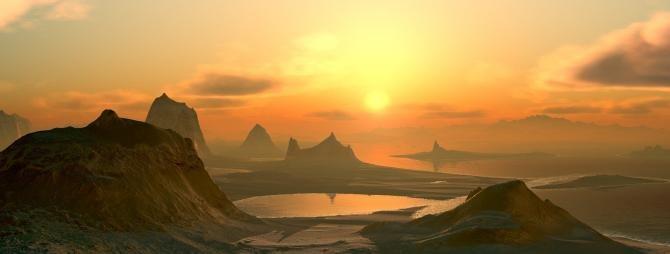 Lac din Turcia, reprezentativ pentru modul în care arăta Planeta Marte în urmă cu miliarde de ani  /  Foto cu caracter ilustrativ: Pixabay