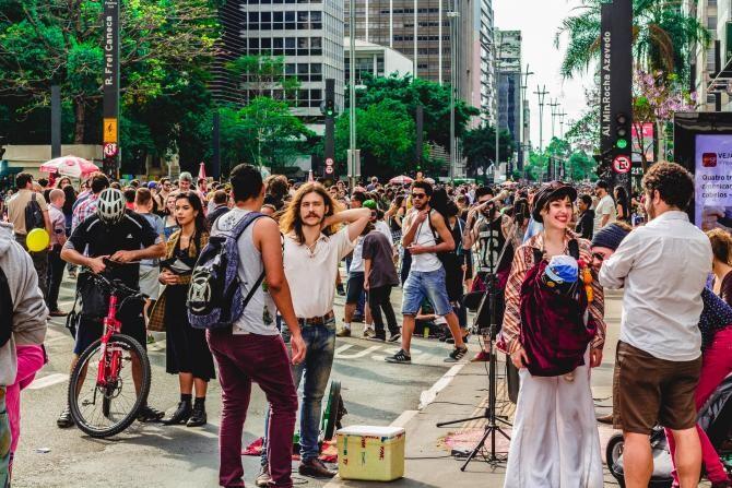 """Vaccinarea în masă a creat o """"oază de sănătate"""" într-un oraș din Brazilia / Foto: Pixabay"""