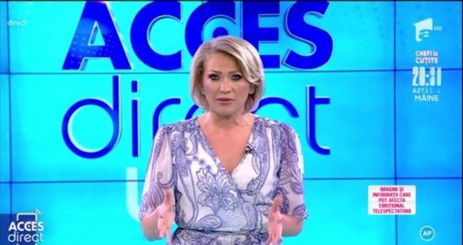 Captură video: Antena 3