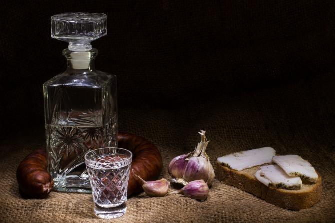 Votka Atomic, produsă din mere cultivate la Cernobîl, confiscată de autoritățile din Ucraina  /  Foto cu caracter ilustrativ: Pixabay