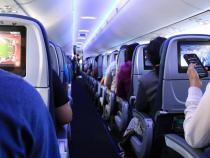 Bătaie în avion. Un pasager beat a iscat un conflict de proporții cu alți călători  /  Foto cu caracter ilustrativ: Pixabay