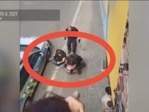 Cazul George Floyd, repetat la indigo în Cehia / Foto: Captură video Youtube