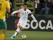 Cristiano Ronaldo scrie istorie la EURO 2020.  A devenit golgheterul all-time al Campionatului European după Ungaria - Portugalia / Video