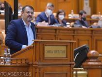 Deputaţii PSD solicită rectificarea votului de la moţiunea simplă împotriva ministrului Cristian Ghinea