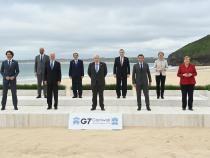 """Liderii G7, inițiativă de contracarare a """"Noului drum al mătăsii"""", propus de China  /  Sursă foto: Facebook G7"""