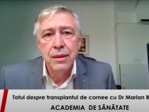 Dr. Marian Burcea, la DCNewsTV