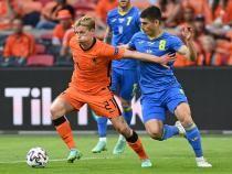 Olanda-Ucraina Sursa foto: UEFA Euro 2020/Twitter