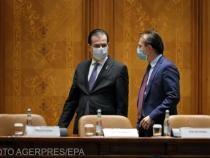 Tensiuni între taberele Orban vs Cîțu. Theodor Stolojan, victimă colaterală. Dancă: O eroare regretabilă