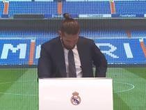 Sergio Ramos, în lacrimi la despărțirea de Real Madrid: Nu eşti niciodată pregătit să spui adio acestui club / Captură Video YouTube Real Madrid
