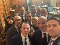 Sighiartău: Nu l-am părăsit pe Orban la negocieri. Nu am vrut să fiu părtaş la mişcarea de trădare a intereselor PNL