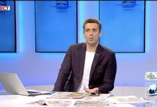 Mircea Badea, captură foto Antena 3