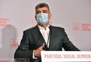 Ciolacu a spus cu cine negociază pentru votarea moţiunii de cenzură împotriva Guvernului Cîţu