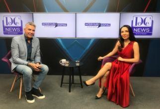 Interviuri care inspiră, by Claudia Ţapardel, cu Dragoș Anastasiu, despre cum poate fi România o poveste de succes mai mare decât Germania