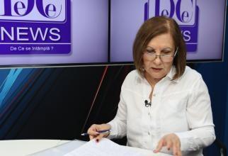 Elena Mateescu  Foto: Crișan Andreescu