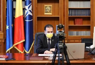 Președintele PNL, Ludovic Orban, a anunțat, marți, că la nivelul partidului s-a decis participarea la ședința privind moțiunea de cenzură, dar fără a vota