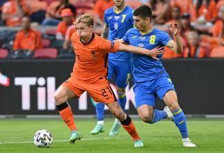 Olanda – Ucraina, scor final, EURO 2020. Meciul cu cele mai multe goluri de până acum