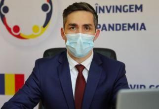 Gheorghiță: Vaccinurile sunt în egală măsură eficiente față de tulpina Delta cu o condiție