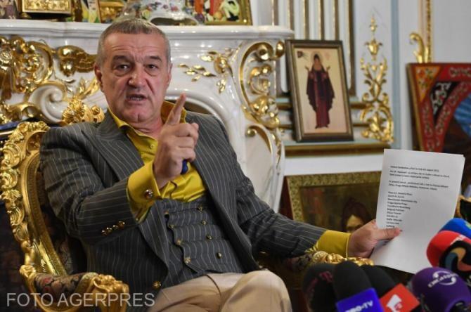 A crescut la Steaua și e ferm: Nu putem spune că Gigi Becali nu a fost la Steaua. FCSB e continuatoarea!