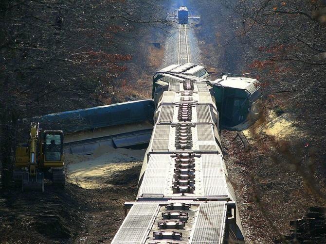 Pixabay / Un accident feroviar s-a soldat cu 30 de decese în Pakistan