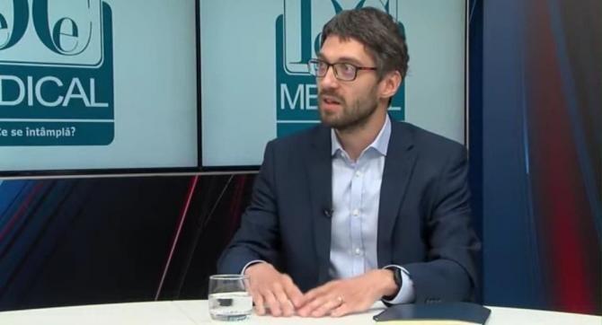 Adrian Gheorghe, președinte CNAS / Foto: DC NEWS