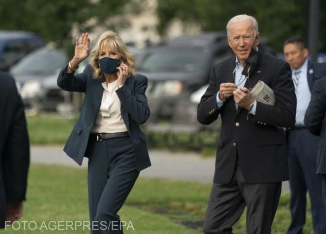Joe Biden, alături de Prima Doamnă a SUA, în primul turneu european de la instalarea la Casa Albă