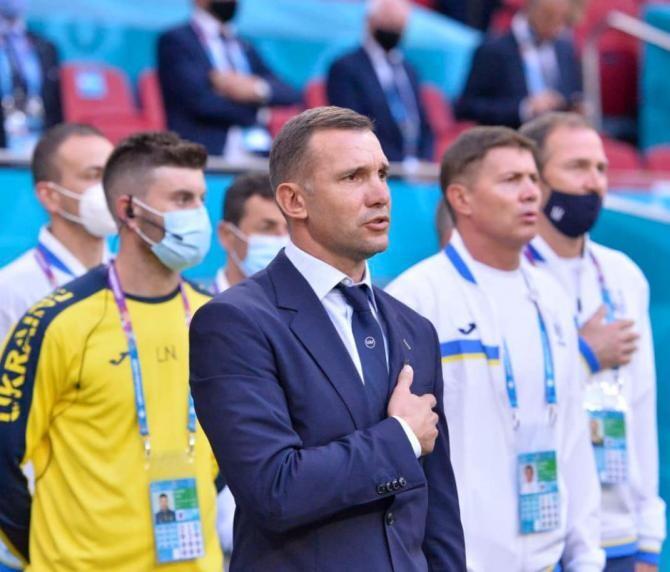 EURO 2020. Andriy Shevchenko, mesaj tranșant înainte de meciul Ucraina-Austria / Foto: Facebook