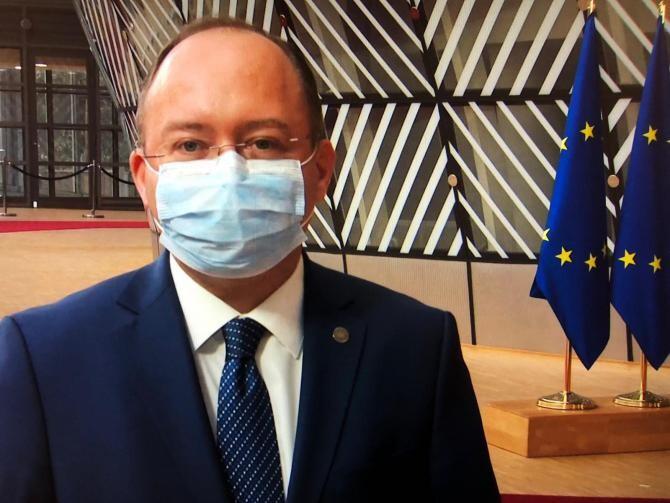 Aurescu, solicitari către vicepreşedintele CE, Maros Sefcovic, privind soluționarea problemelor românilor în epoca post-Brexit