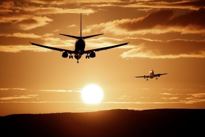 Un avion Blue Air s-a întors din drum chiar când se pregătea să decoleze  /  Foto cu caracter ilustrativ: Pixabay