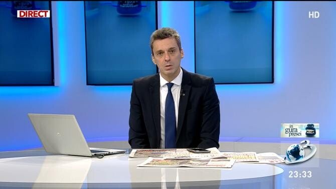 """Sursa foto: captură """"În Gura Presei"""", Antena 3"""