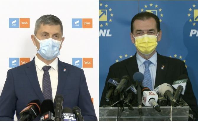 Barna - Orban/ Capturi video Facebook conferințe presă