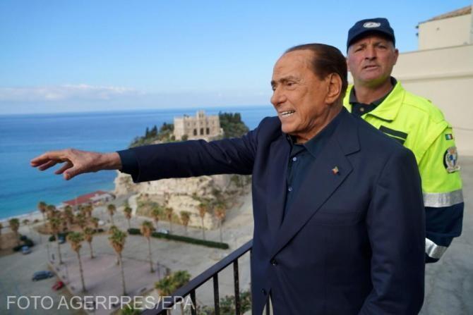 Berlusconi (84 de ani) pregătește o surpriză în politică: Medicii care mă tratează nu-mi permit deocamdată să particip!