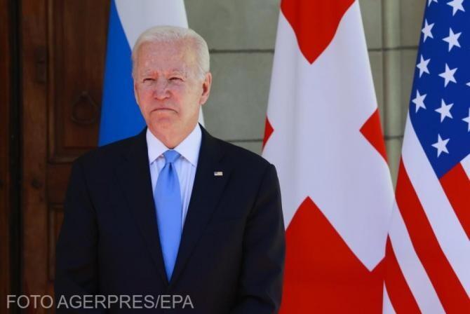 Biden l-a invitat, la Casa Albă, pe preşedintele afgan Ashraf Ghani