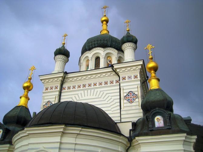 O biserică ortodoxă, construită ilegal, a fost demolată / Foto: Pixabay