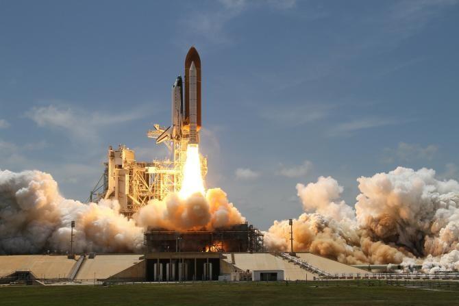 Călătorie în spațiu cu Jeff Bezos, vândută pe 28 de milioane de dolari  /  Foto cu caracter ilustrativ: Pixabay