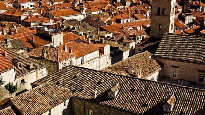 foto pixabay/ Case Croația, rol ilustrativ