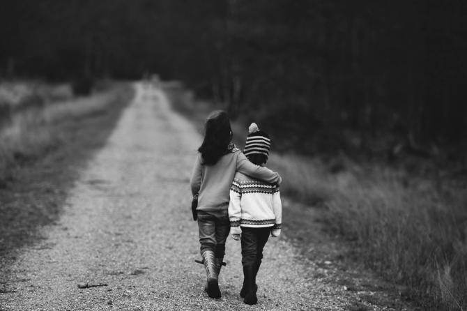 Cei doi copii dispăruți în Caraș-Severin au fost găsiți  /  Foto cu caracter ilustrativ: Pixabay