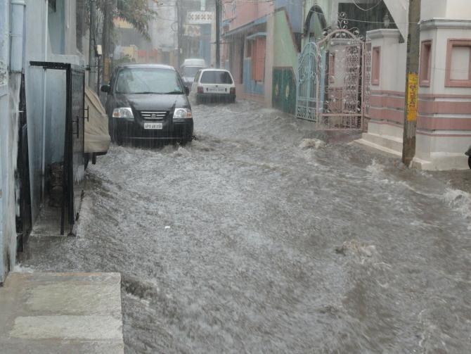 COD ROȘU de inundații. Risc ridicat de viituri  /  Sursă foto: Pixbay